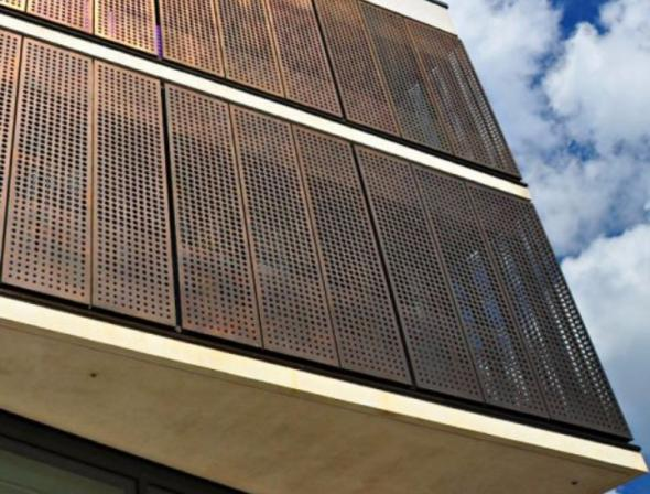 Facade Cladding Panels | Aluminium Facade Systems At Cheap Price